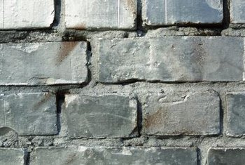 Every joint with loose or missing mortar requires repair.