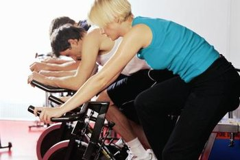 Pedaling a stationary bike leads to a faster calorie burn than walking.