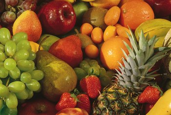 Fruits help in slow and consistent weight loss.
