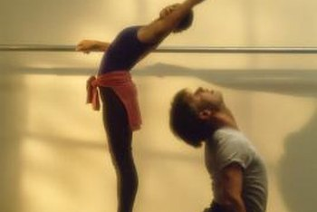 College dance instructors are usually professors or adjunct professors.