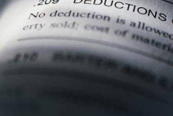 Take as many deductions as you are legally entitled to.