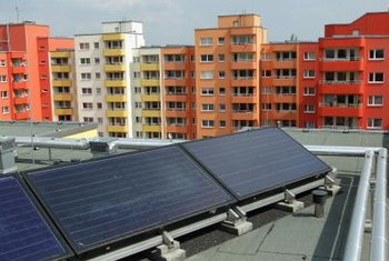 Solar panels increase the value of your real estate.