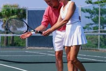 Tennis teacher certification is inexpensive, with several means of entry.