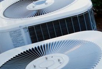Central air conditioners are rated for efficiency with the SEER rating system.