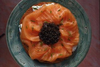 Smoked salmon has health benefits, but it has risks, too.