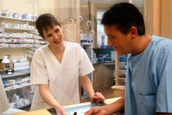 Hospital pharmacists can play a variety of roles.