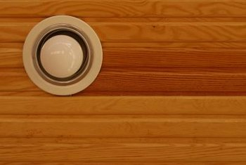Manufacturers typically label recessed light housings to indicate which type of light you're buying.