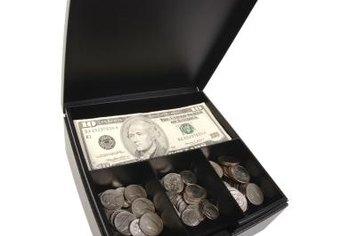 Accounting principles require petty cash to be kept in a locked and secure location.