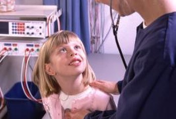 Pediatric nurses provide care to children in a variety of settings.