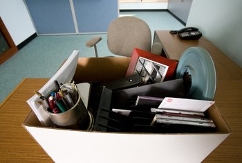 Downsizing results in stress for workers.