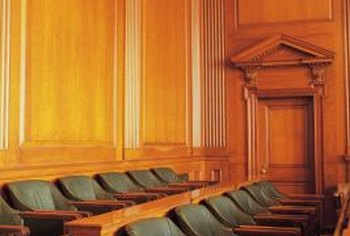 Trial consultants evaluate potential jurors.