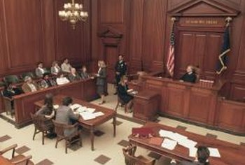 Jury selection is an extremely important trial process.