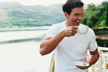 Coffee can give you energy to burn extra calories.