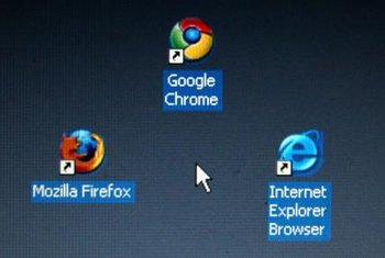Firefox, Chrome and Internet Explorer are the three most widely used browsers worldwide.