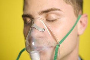 Respiratory therapists administer oxygen under a physician's direction.