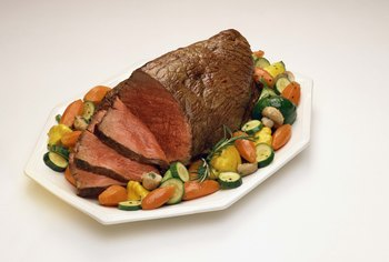 Beef is dense with nutrients like vitamins, minerals and protein.