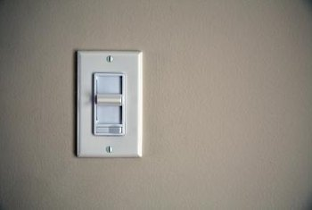 Modern dimmer switches are solid state devices.