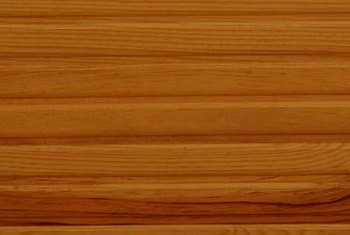 Turning your wood paneling horizontally can give it a fresh feel.