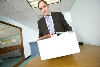 A severance package can keep an employee afloat until he finds another job.