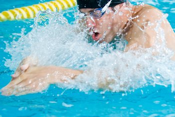 Breaststroke technique has evolved in recent years as swimmers look for ways to cut down on drag.