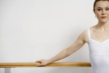 Both barre ballet and Bikram yoga help improve flexibility.