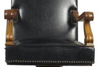 Bonded leather contains very little actual leather, in the form of scraps.