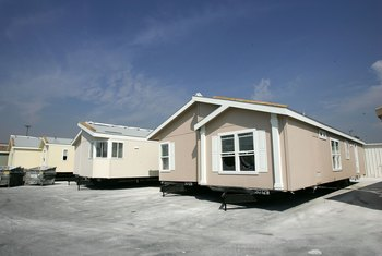 Carefully disconnect any utility connections prior to transporting your mobile home.