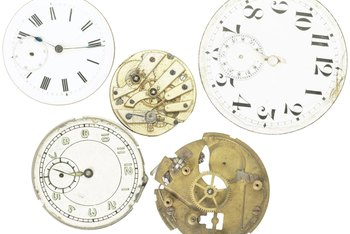 Horologists turn an array of mechanical and electronic parts into working watches and clocks.