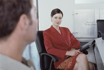 Check a candidate's references to make sure she will be a good fit for your company.