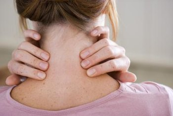 Many neck strengthening exercises can easily be done at home with no equipment.