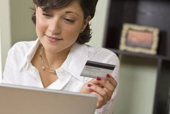 Using a separate credit card for business expenses helps track spending.