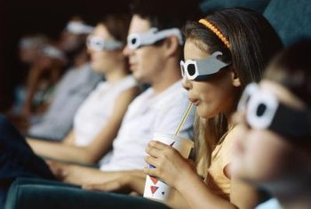 Expanding to 3-D is a risk-reward scenario for small movie theaters.