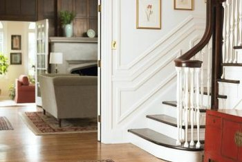 Stairs don't have to be simply functional in your home.