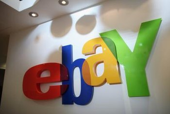 To lift limits, eBay might sometimes require that you verify personal information.