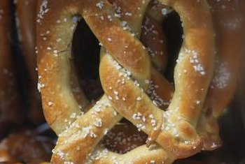 Classic pretzels don't go out of style, but people like to see innovation.