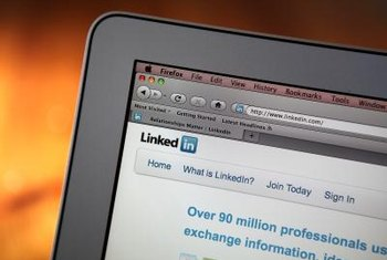 You can personalize your LinkedIn profile to your liking at any time via Settings.