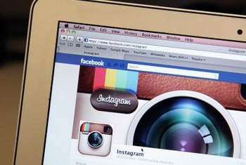 Instagram is owned and developed by Facebook.