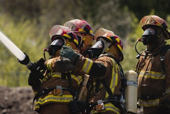 Firefighters need certification in emergency medicine and paramedics, plus credentials from their states.
