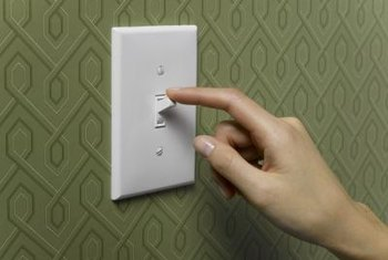 Conserving energy starts with turning off lights and devices you aren't using.