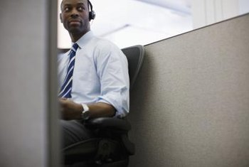 Office booths can limit your workers' ability to interact.