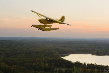 Small airplanes can serve a variety of business purposes.