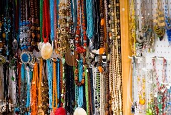 Costume jewelry is an excellent option for wholesale to retail sales.