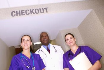 Teamwork is essential for quality patient care.