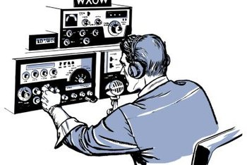 Radio ads can help you advertise your product.