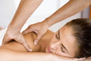 Massage therapists work in spas, resorts and medical centers.