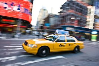 Taxi insurance covers theft, property damage and injuries that are not included in a company's auto insurance coverage.