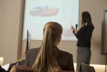 Involving the audience through interactive videos and images can lead to a successful presentation.