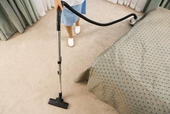 Carpet with bulges and ridges should be restretched to prevent damage to the carpet and padding.