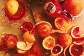 You can use and eat blood oranges like regular oranges.
