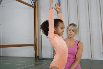 Tumbling coaches usually earn higher salaries in states such as New York and California.